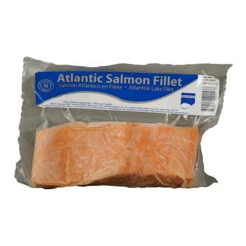 Salmon Atlantico Congelado Paquete 198 G Gourmar