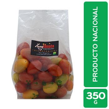 Tomate Cherry Colores Auto Mercado Bandeja 350 G