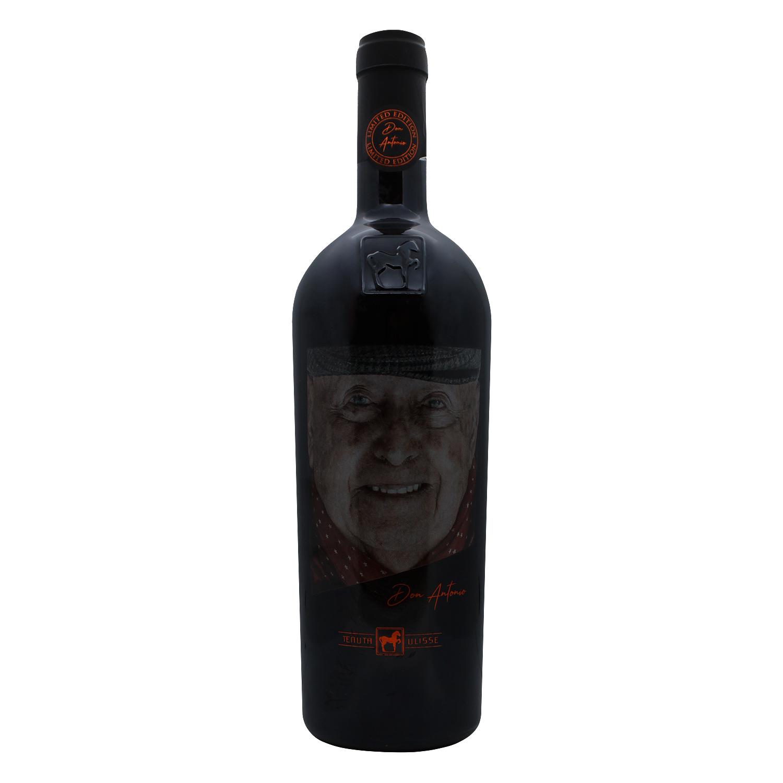 Vino Tinto Italia Montepulciano Tenuta Ulisse Botella 750 Ml