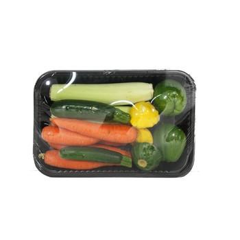 Vegetales Surtido Mini Auto Mercado Bandeja 500 G